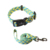 Recycle stock fashion sublimation training hand free dog collar and leash for Small Medium Big dogs