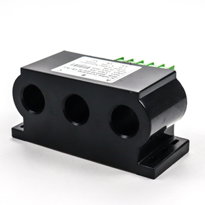 industrial split core three phase current transmitter 400a/4-20ma dc input output sensor