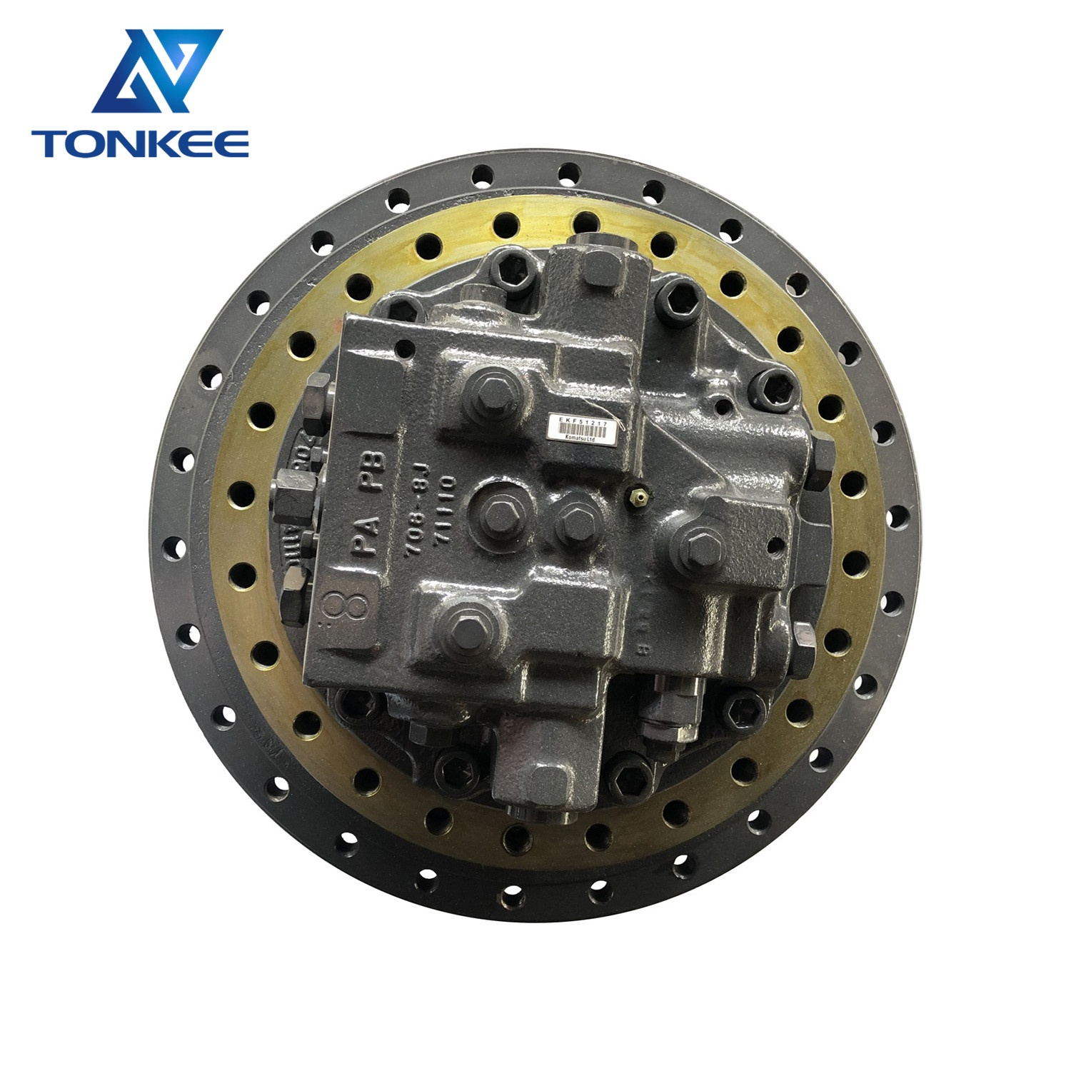 708-8J-71110 708-8J-41110 208-27-00312 208-27-00243 706-8J-01020 travel motor assy PC400-8 PC450-8 PC400-7  PC450-7 travel motor