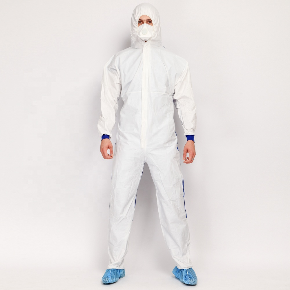Safety Clothing Chemical Disposable Protective Coverall For Laboratory - KingCare | KingCare.net