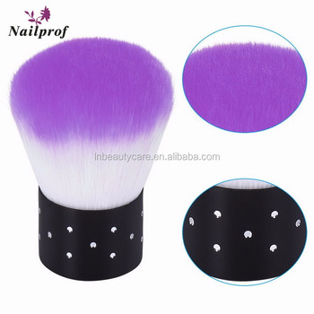 Nailprof Nail Cleaning Brush Nail Dust Remover Brush Cleaner Nail Art Care Tools
