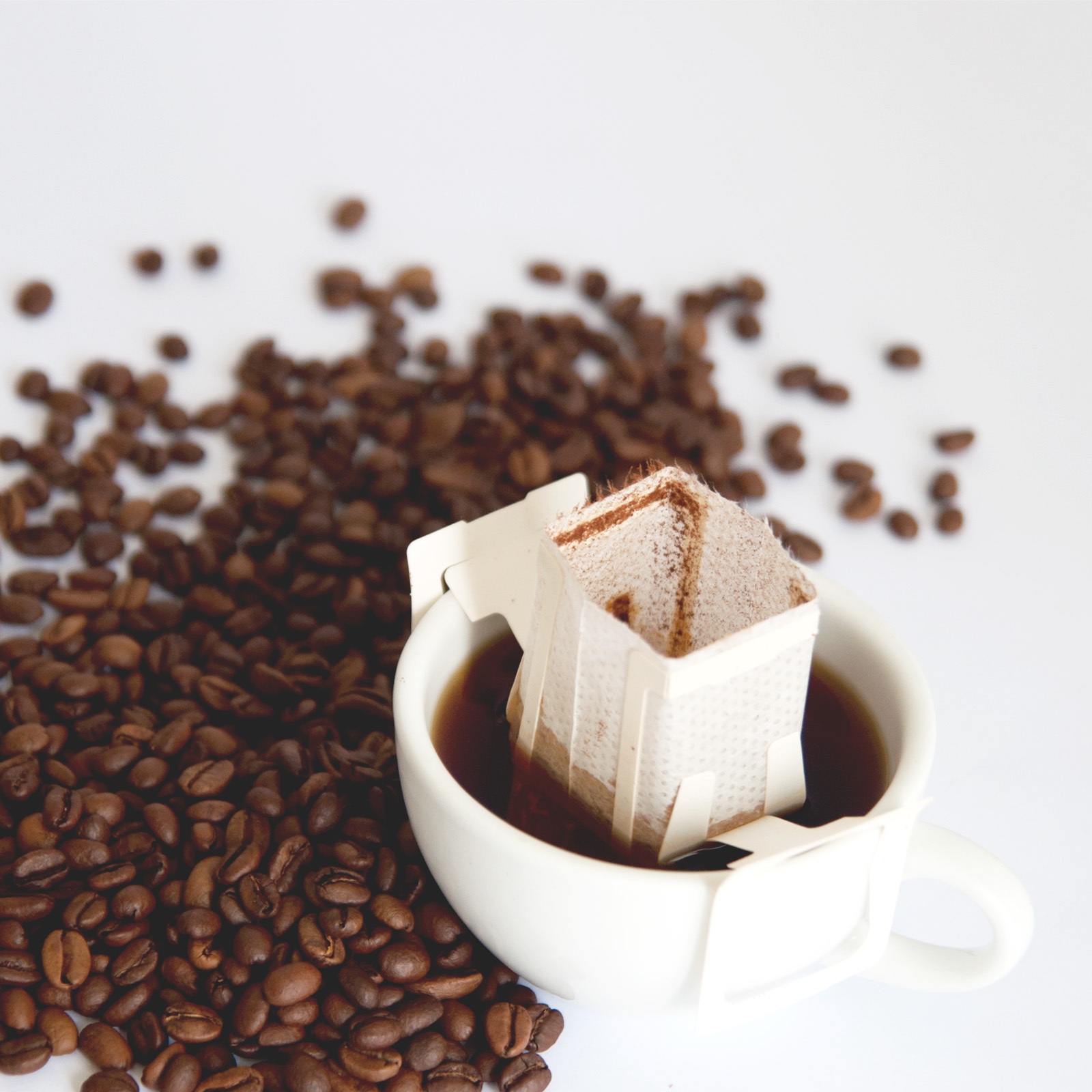 Indonesia Sumatera Aceh Blue Diamond Mandheling Hanging Ear Drip Coffee Ground Coffee OEM Private Label Wholesale
