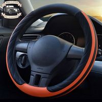High Quality Colorful Steering Wheel Cover Customized