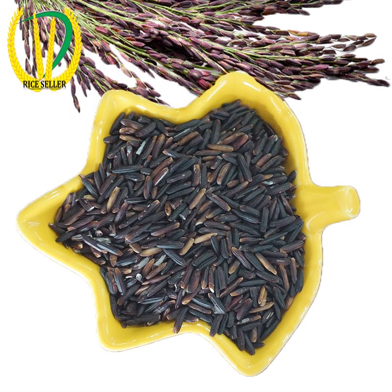Vietnam GLUTINOUS RICE the best grade good offer - black glutinous rice flour