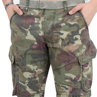 mens billabong patterned camo cargo short army camouflage mens split shorts