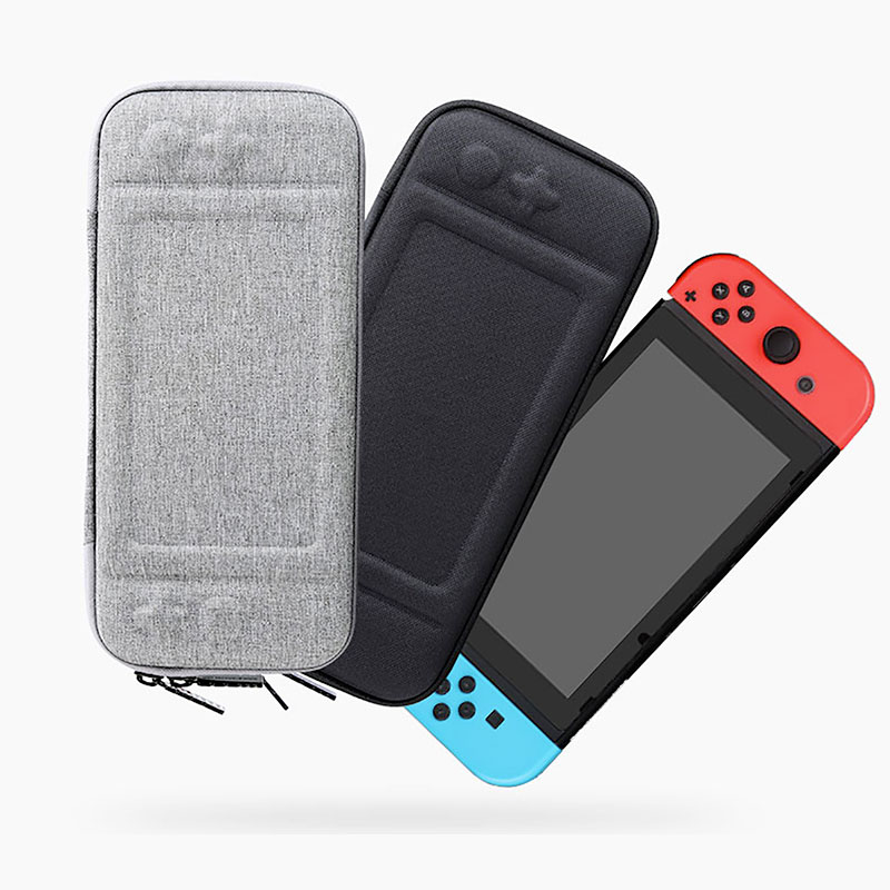 BUBM hard shell travel case cover Pouch for Nintendo Switch