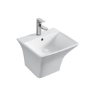Competitive price good quality wall mounted basin for toilet washing hand