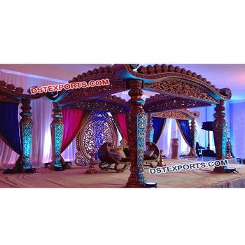 Grand Indian Wedding Decoration Mandap Indian Wedding Mandap Glamours Wedding Mandap Decorations Buy Mandap Indian Wedding Mandap Decoration Grand