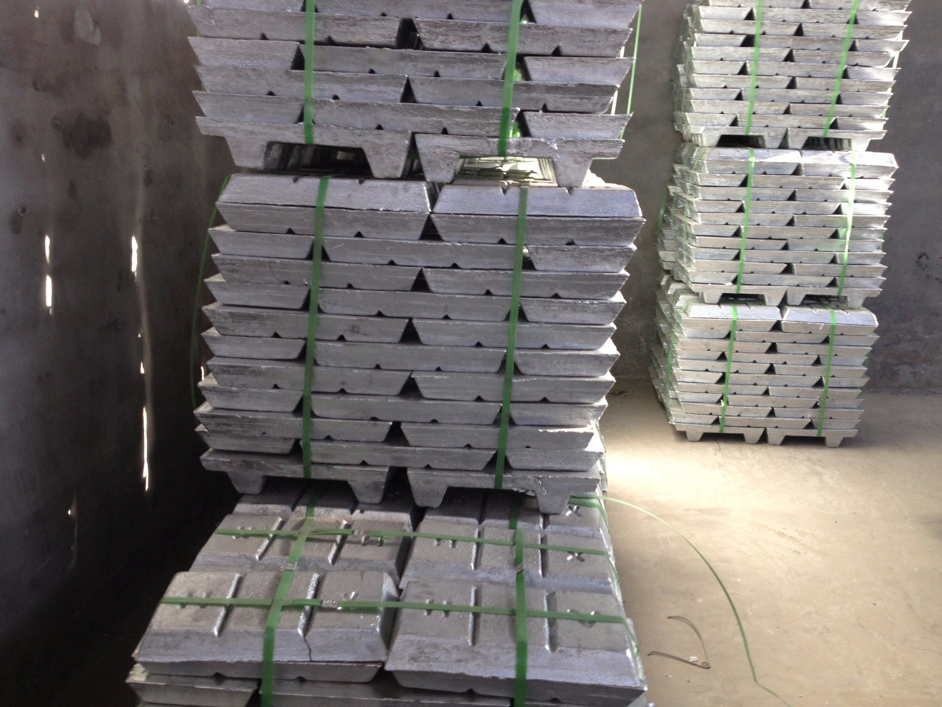 Thỏi Kẽm Nguyên Chất SHG 99.995% Giá Sỉ