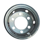 6.00-16 inch Chrome Steel Wheels Rim suit for heavy truck wheels bus hubs from China Manufacturers