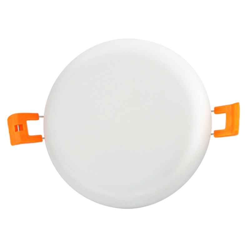 China factory recessed timless 12W 18W 24W 36W round and square led slim panel light