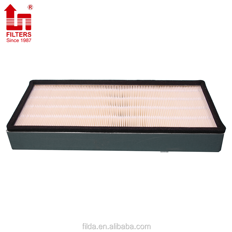 Filda high quality engine auto parts Cabin Air Filter for CATERPILLAR 3E-7319 PA5736 3E7319