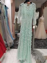 Бесплатная доставка Русалка вечернее платье с кристаллами бисером в наличии Дешевые Forma вечерние платья 2020 размер 4/6 вечернее платье реальн...(Китай)