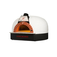 Professional gas made in Italy pizza oven