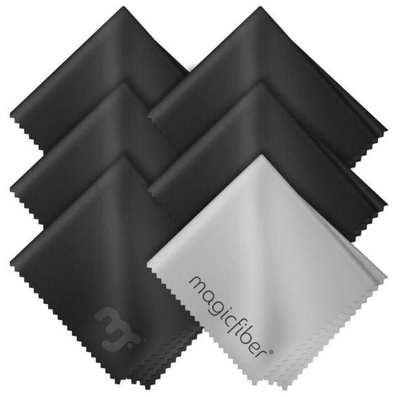 Custom Logo Print Microfiber Cleaning Glasses Cloth