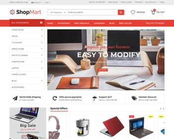 eCommerce Website Development Online | Online Store Website Template | Web Development Services Company in India