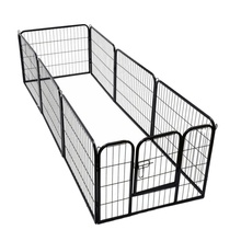 Outdoor Chain Link Dog <span class=keywords><strong>Kennel</strong></span> Kandang Anjing Kawat Anjing <span class=keywords><strong>Kennel</strong></span> Kandang