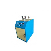 electric steam generator for dry cleaners
