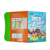 Hardcover my hot book kids education talking pen spanish korean chinese arabic music story animal button sound book