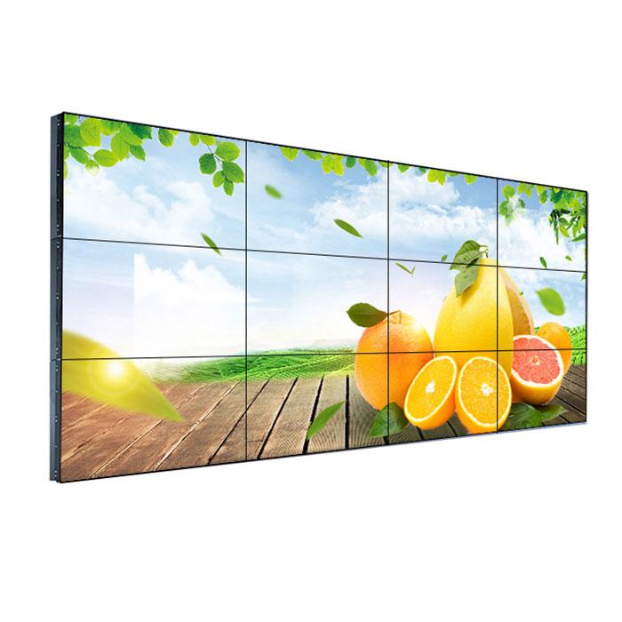 Hot 55 Flexível Polegadas Touch Screen HD 3x3 xx Livre Interior Parede de Vídeo para KTV