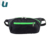 2019 Classic Waterproof Casual Nylon Light Weight Accessory Waist Bag for Outdoor Sport Belt Bag