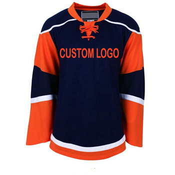 Custom Training Sewing Pattern Sublimated Ice Hockey Jerseys Mens Ice Hockey 2019 Teams Jersey Professional Own Design Jerseys