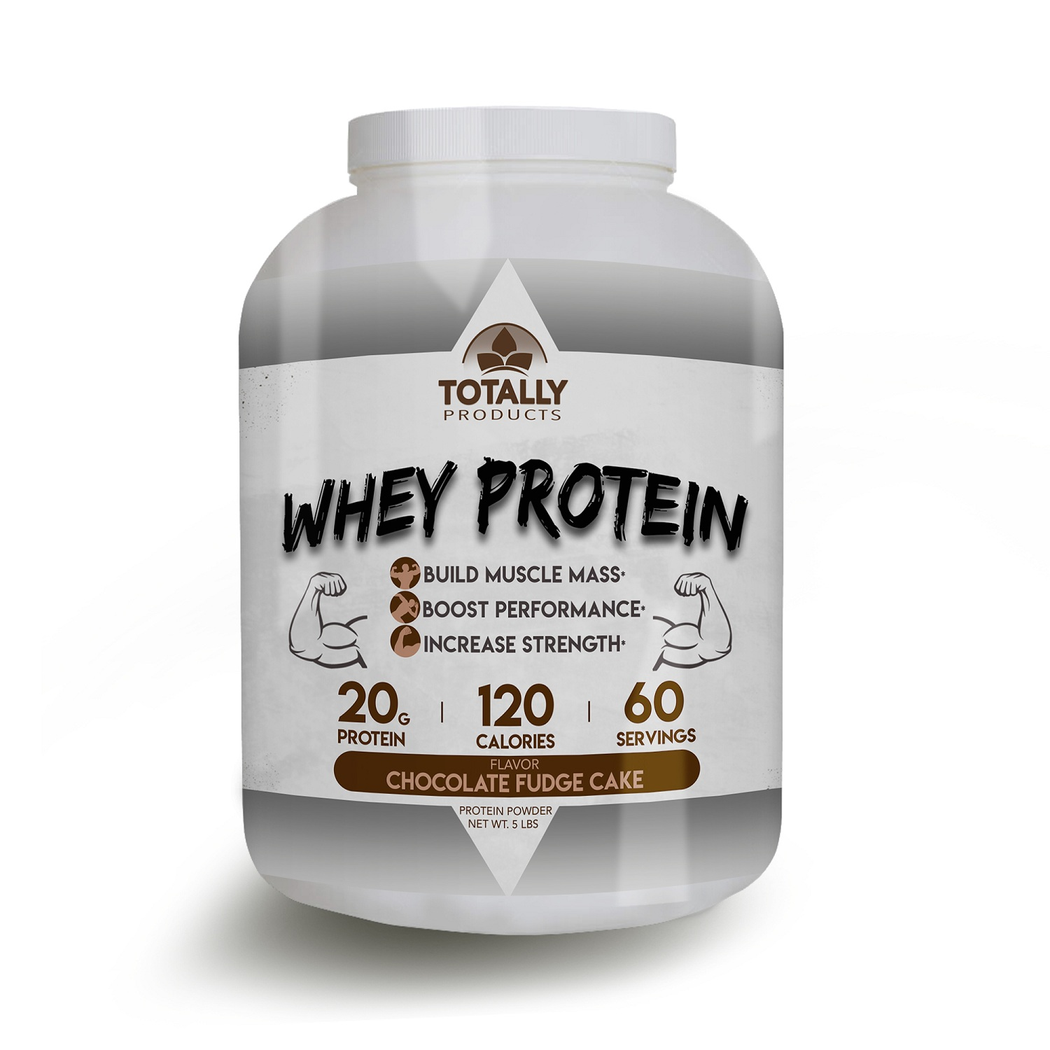 Totally Products Whey Protein Isolate for sale