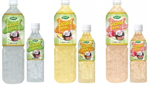Premium Aloe Vera Coconut Drink - Ace Farm