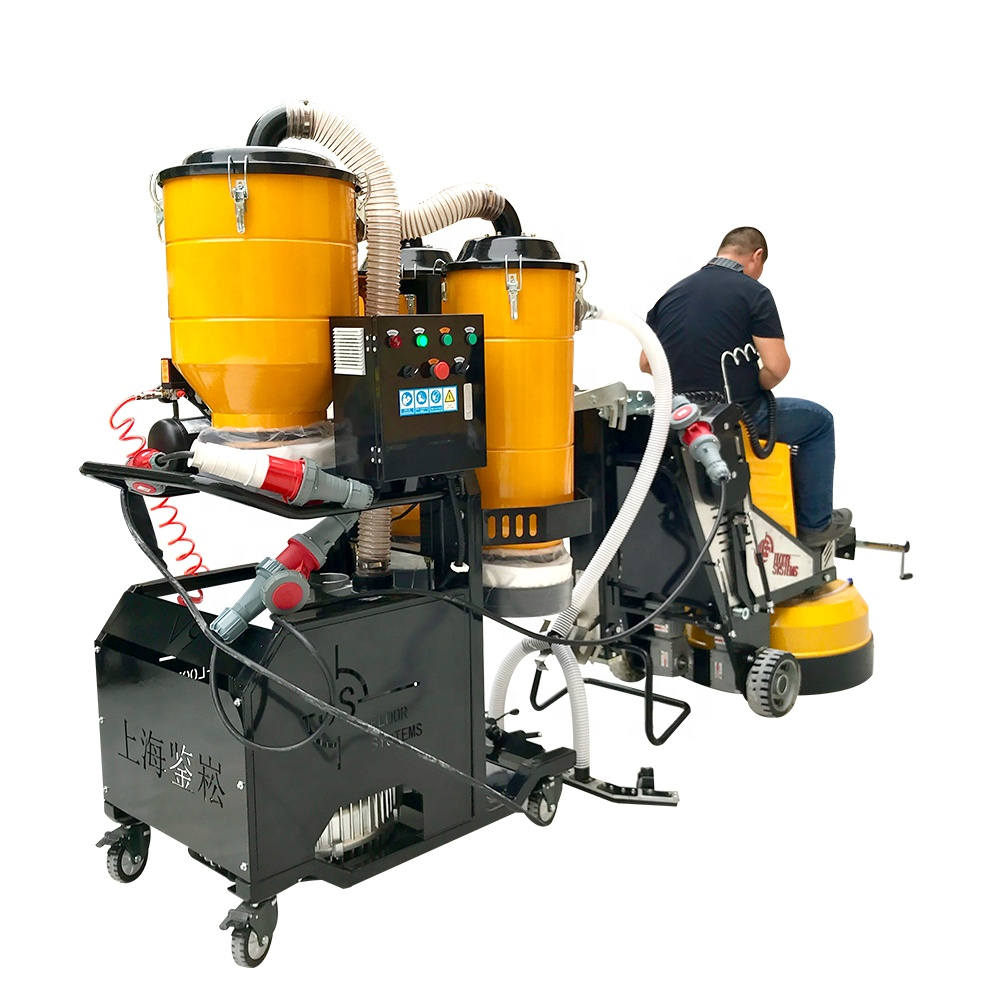 Pro850 Self-Propelled Floor Grinder Concrete Grinding And Polishing Machine