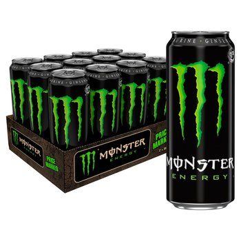 Original Monster Energy Drink Green pack of 24 500ml all flavour available