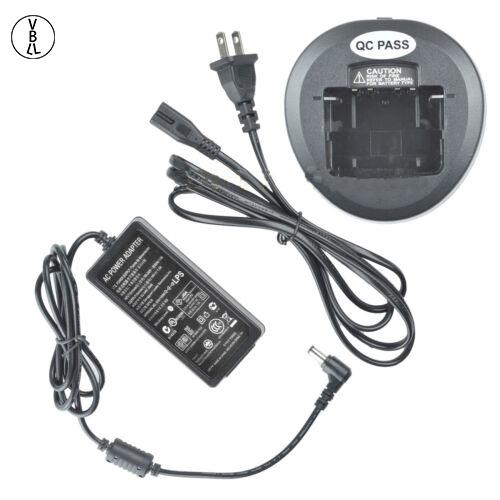 Rapid Desktop Charger for Vertex VX820 VX824 VX829 VX920 VX921 VX924 VX929 Radio