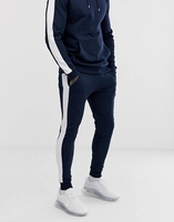 Sports Tracksuits Men track suit men Running sports suit Design Your Own Sportswear Slim Fit Custom Sports Gym men Tracksuit
