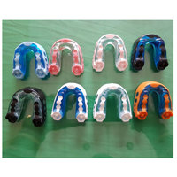 Custom Shock Doctor Mouth Guard, Sports Mouth Guard for Football, Basketball, Lacrosse, Hockey, MMA, Boxing, Jiu