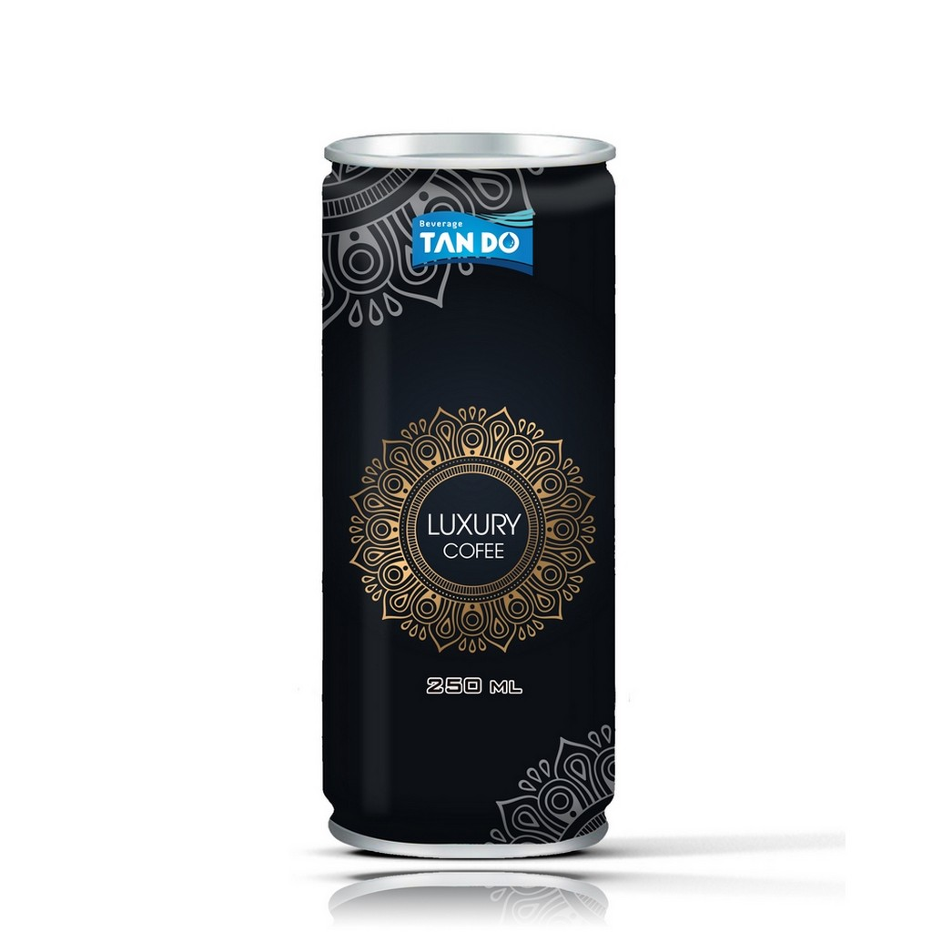 Own Coffee Brand 250ml Drink Manufacturer