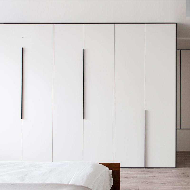 Bedroom Furniture Set Customized Walk in Closet Modern Wardrobes
