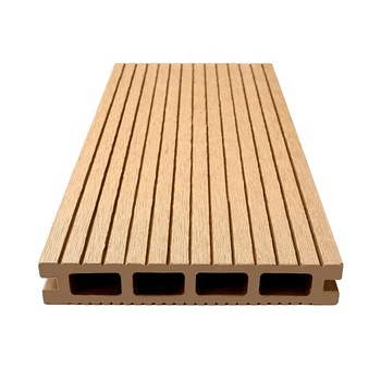 High quality beautiful outdoor 135*25mm wpc wood composite decking wpc flooring