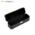 Suitcase Packaging Velvet Insert PU Handle Holding Luxury Black Leather Wine Box