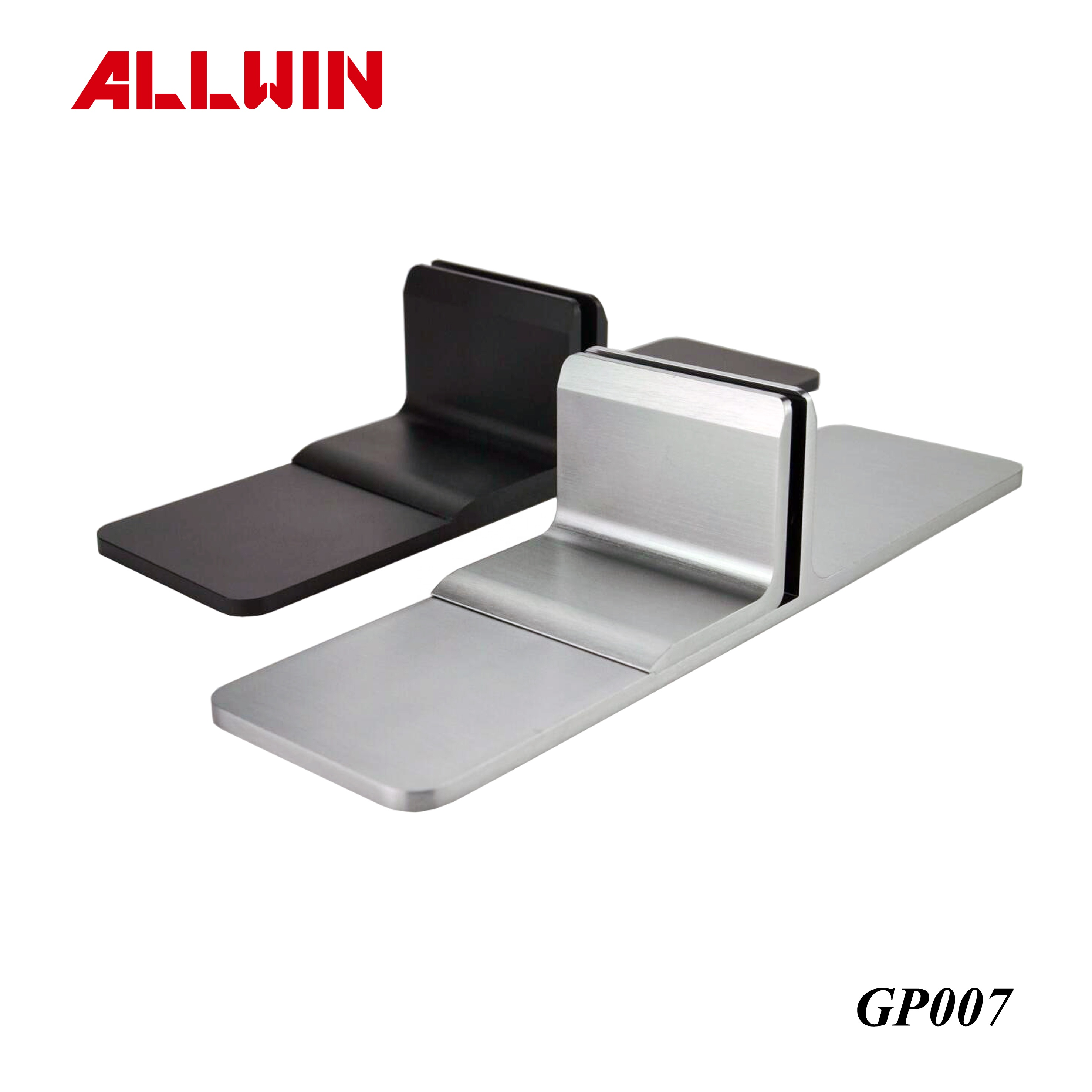 Free Standing Protection Movable Glass Clamp