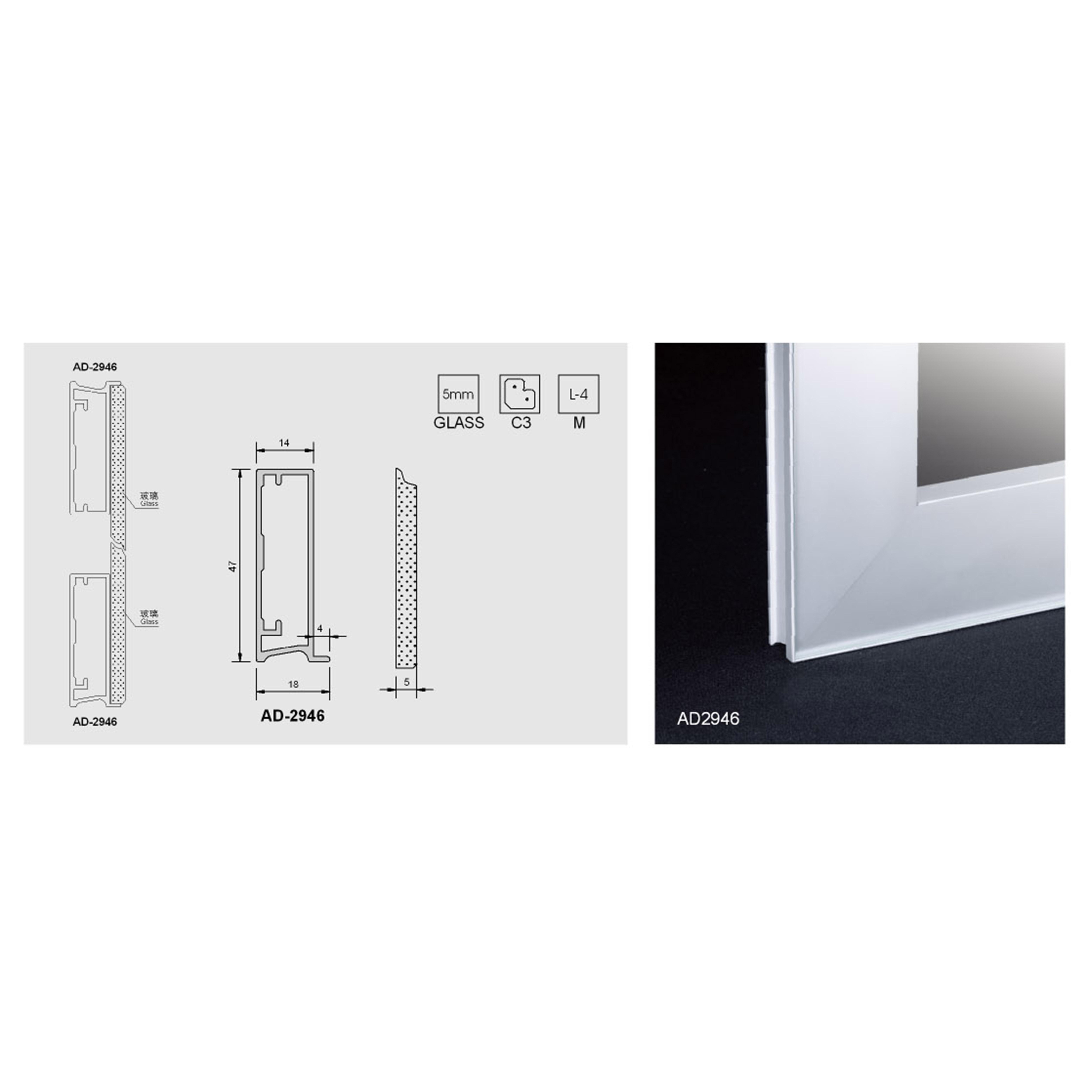 Modern Style Pantry Glass Aluminum Kitchen Cabinet Door China Supply Buy Modern Aluminum Cabinet Door Glass Aluminum Cabinet Door Swing Glass Aluminum Cabinet Door Product On Alibaba Com
