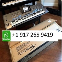 NEW SALES Yam_aha Genos Tyros 5 76 keys Tyros 5 61 keys Arranger Workstations 76-Key Digital