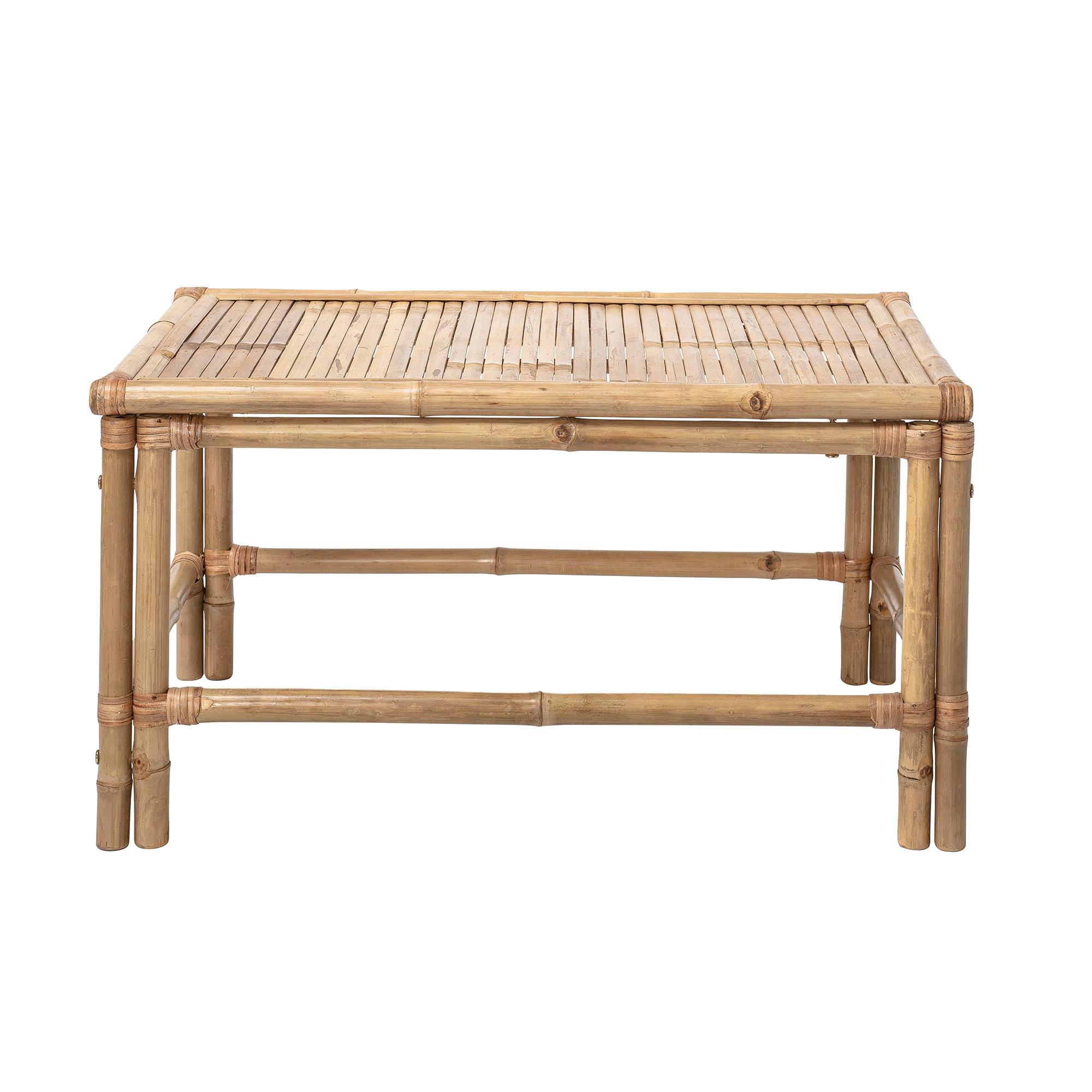 Bamboo Furniture Coffee Table