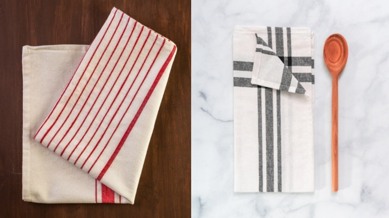 Handmade Dish Towels