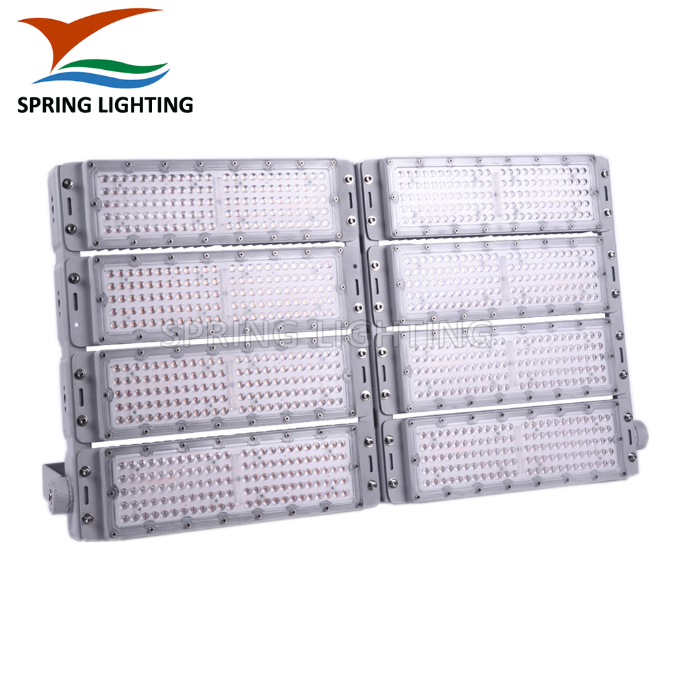 CE certification 5 years warranty stadium lighting with 140lm/W LED  200W 300W 400W led flood lights