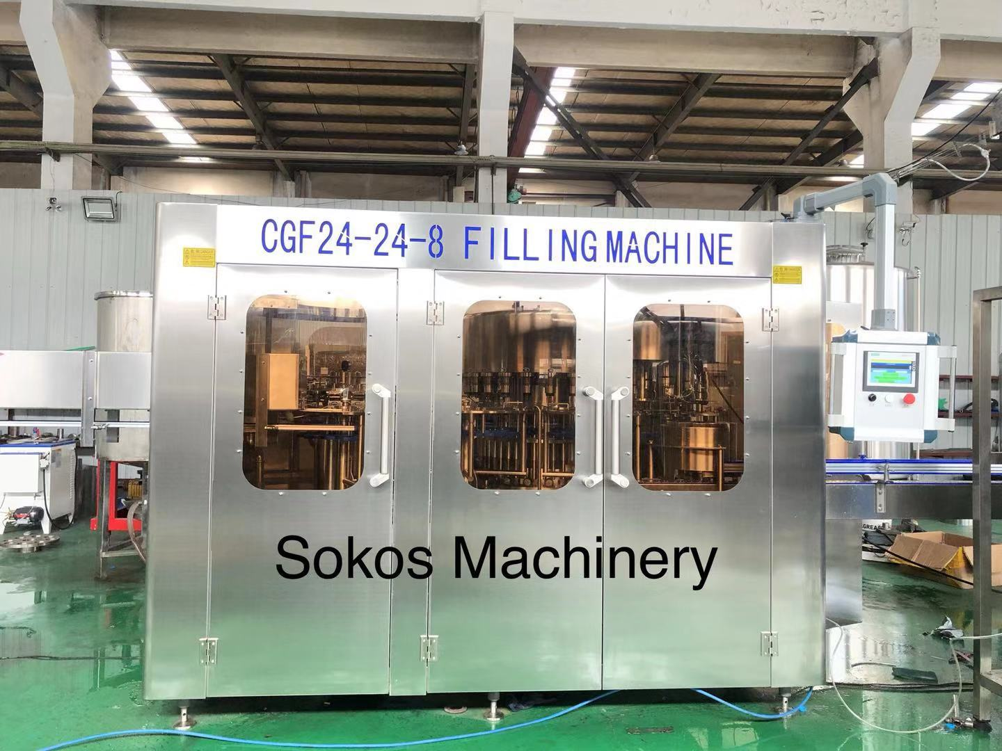mini monobloc automatic pet bottle mineral pure water bottling filling machine for drinking facilities