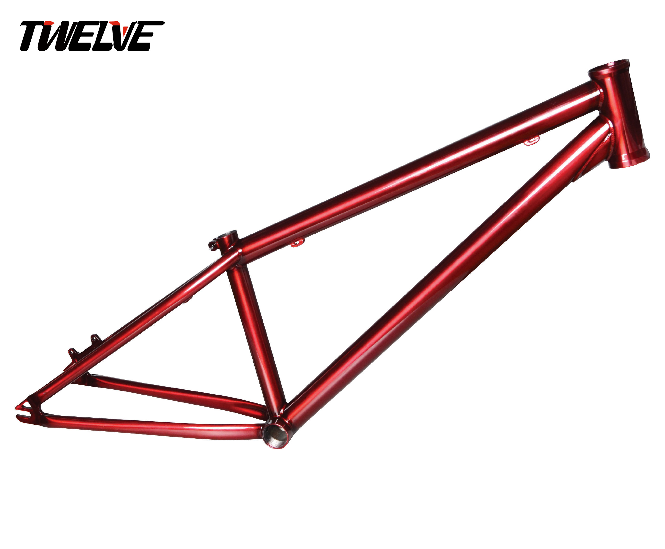 26 inch cr mo 4130 chromoly dirt jump frame buy dirt jump bike cycle frame cr mo 4130 customized size and specifications product on alibaba com