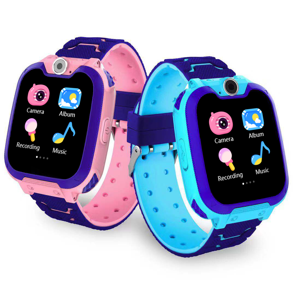 High quality gsm touch screen camera SOS calling cheaper gps tracker Kids Smart Watch SIM