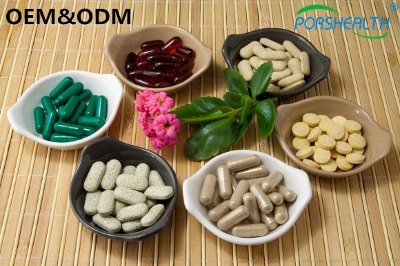GMP HACCP Dietary Supplement Vitamin B Tablet OEM/ODM