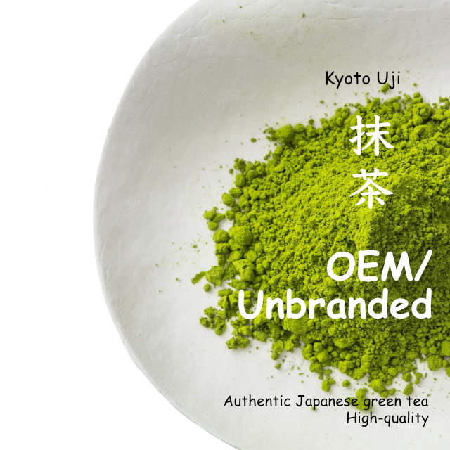 Matcha OEM & Unbranded- Powder type : Good terroir and For beauty & anti-aging, Japanese green tea