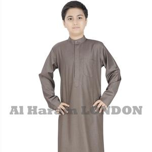 8fddb40963650 Jubba Thobe/ Dubai Jubba for Children/ Boys Jubba