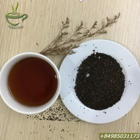 The Best 100 % Organic BPS Red Brown Color Black tea